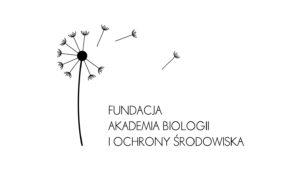 Logo Fundacji Akademia Biologii i Ochrony Środowiska